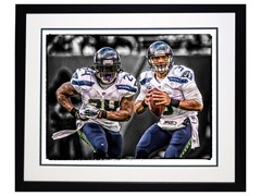 Wilson & Lynch Signed Framed Photo