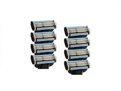 Gillette Mach3 Compatible Cartridges-8Pk