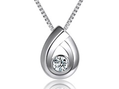 Swarovski Elements Cherished Crystal Necklace