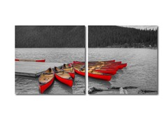 Crimson Canoes