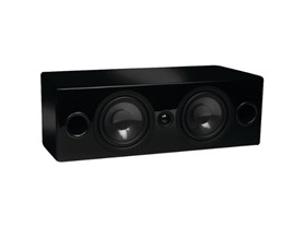 Famous Maker 125W Dual Woofer LCR Speaker