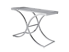 Vogue Chrome Sofa Table