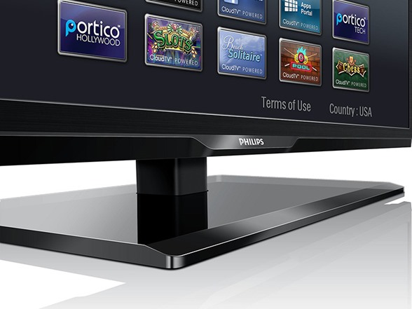 philips 58 1080p led smart tv with wi fi. Black Bedroom Furniture Sets. Home Design Ideas