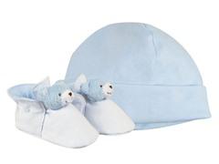 Baby Deer Boy Hat Set
