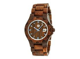 Earth Wood Gila Bracelet Watch
