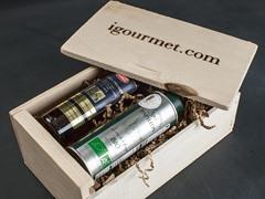 French Oil and Vinegar Gift Set