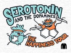 Serotonin & the Dopamines Sweatshirt
