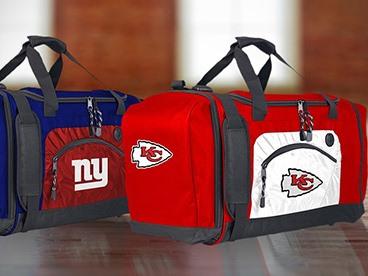 NFL Duffel Bags