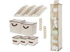 Delta 48-Piece Storage Set 2-Colors
