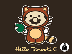 I Did It All For the Tanooki Hoodie