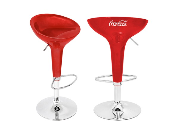 Coca Cola 174 Scooper Stool