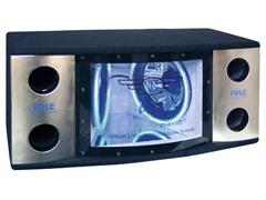 "Dual 10"" 2-Way 1000W Bandpass System"