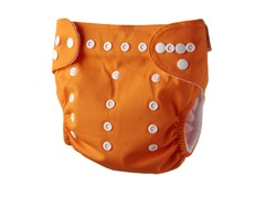 Trend Lab Adjustable Cloth Diaper - Orng