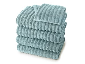 Luxury Spa 6Pc Towel Set-6 colors