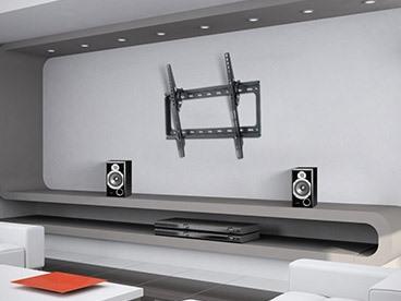 TV Mounts & Audio