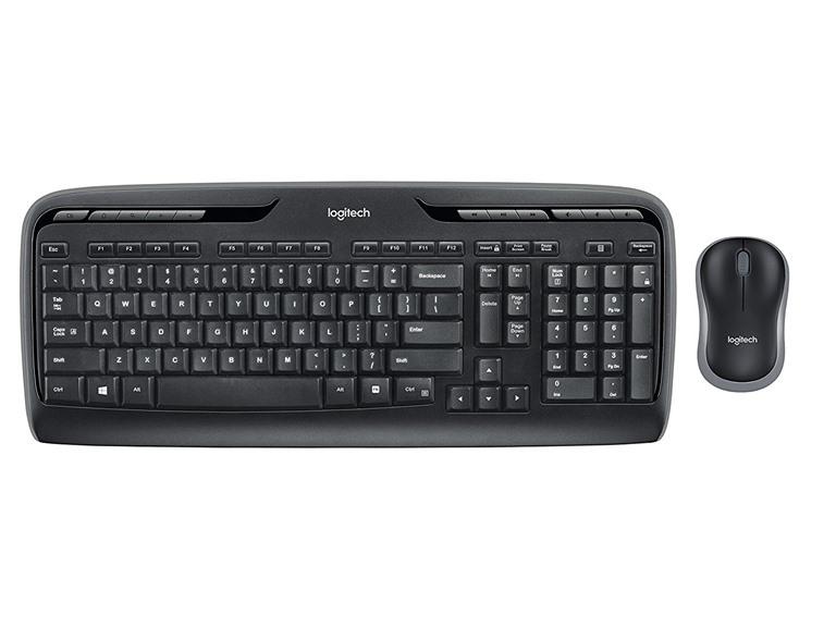 7536022b76e Logitech MK320 Wireless Desktop Keyboard and Mouse