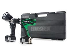 Hitachi 14.4-Volt Lithium-Ion Cordless Drill Driver