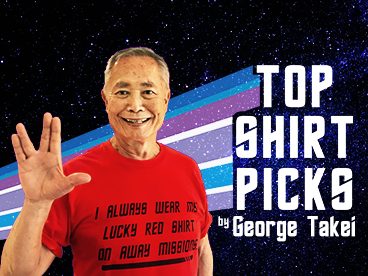 George Takei Take Over