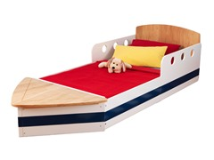 Boat Toddler Bed