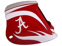 Vision Welding Helmet, Alabama