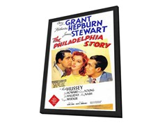 Philadelphia Story Framed Movie Poster