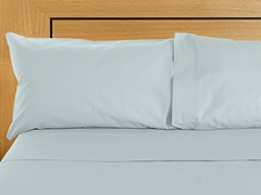 800TC Sheet Set - Light Blue - 2 Sizes