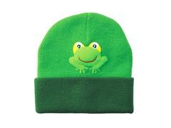 Frog Knit Hat