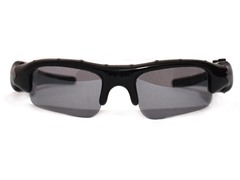 Standard Def Action Cam Sunglasses - Blk