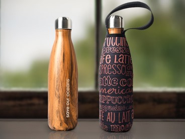 Beautiful Beverage Bottles