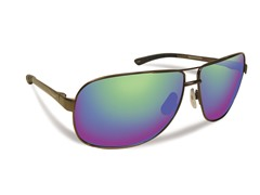Highlander Polarized, Matte Copper/Amber