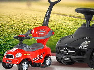 Best Ride-On Push Cars