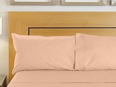 800TC Sheet Set - Peach Whip - 2 Sizes
