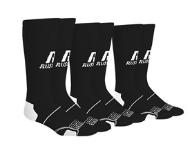 Russell Performance 3 Pack Crew Socks