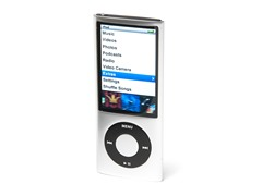 8GB iPod nano (5th Gen) Silver