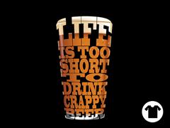 Crappy Beer Shirt