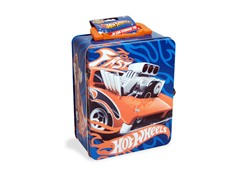 Neat-Oh Hot Wheels 18 Car Tin Case
