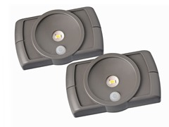 Wireless LED Cabinet Lights, 2-Pack