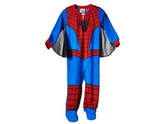 Spiderman Blanket Sleeper (12M-24M)