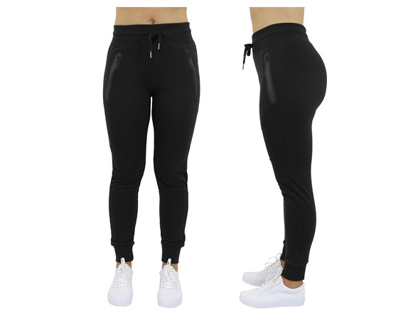 Image of Women's Tech Joggers Zip Pockets 2-pack