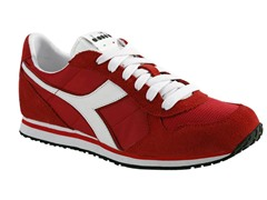 K Run Footwear - Chinese Red