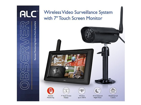 Alc Single Camera Surveillance System