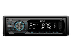 AM/FM Detachable Face Receiver w/MP3