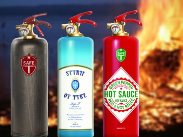 Safe-T Fire Extinguishers