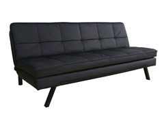 Gellhorn Convertible Sofa Black