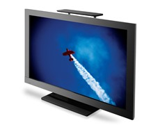 """ScreenDeck Shelf for Your TV Things for 50+"""" TVs"""