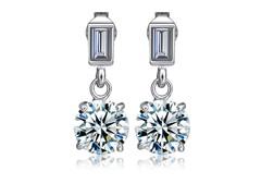 Crystal Riviera Earrings