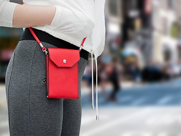 Cell Phone Cross-Body Bag