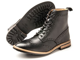 Joseph Abboud Men's Boots; Black or Navy