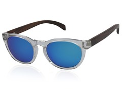 Canon Sunglasses, Walnut