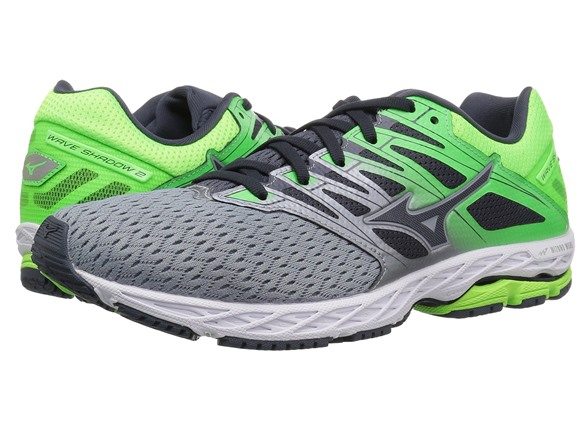 separation shoes 84160 721aa Mizuno Men's Wave Shadow 2